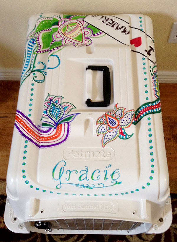 Gracie-Top Front