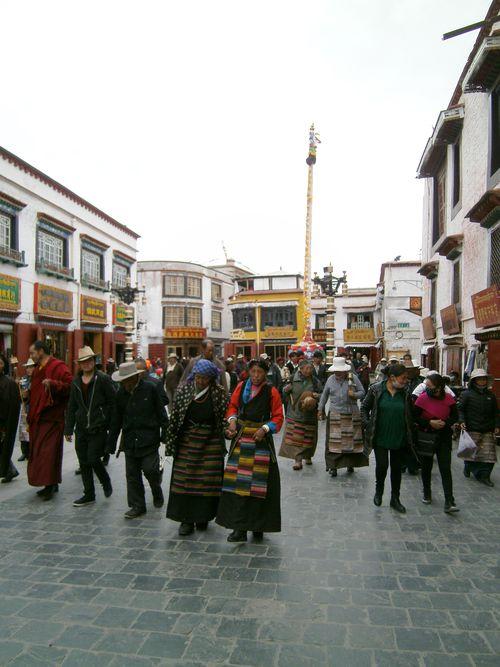 02B-Jokhang Monastery Kora A